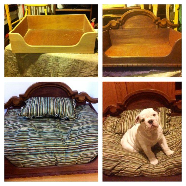 DIY dog bed The Maximillan Bed 1152