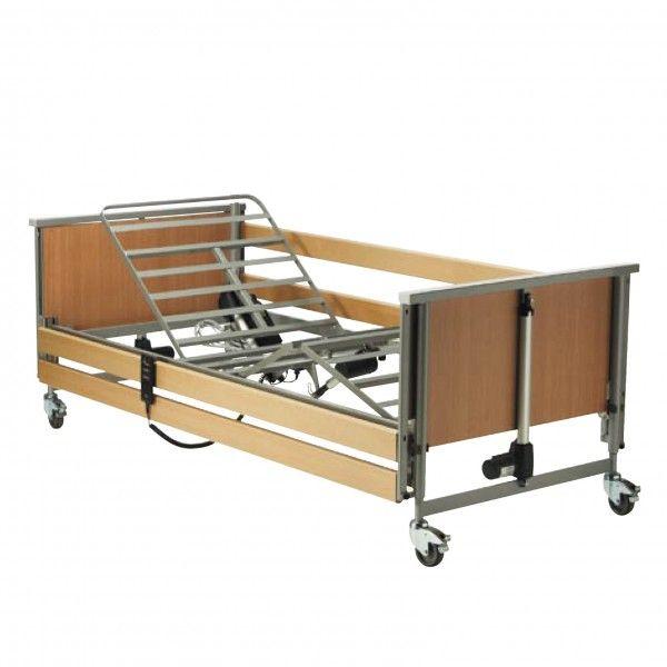 CAMA ARTICULADA Y ELEVABLE - REF: MEDLEY: La cama Medley es una cama articulada y elevable de forma hidráulicamente.