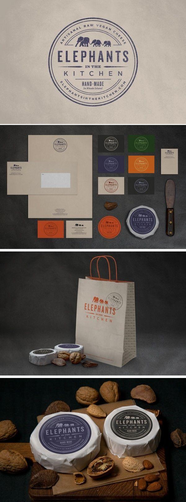 Graphisme : 25 projets de qualité autour des identités visuelles et du branding | Blog du Webdesign