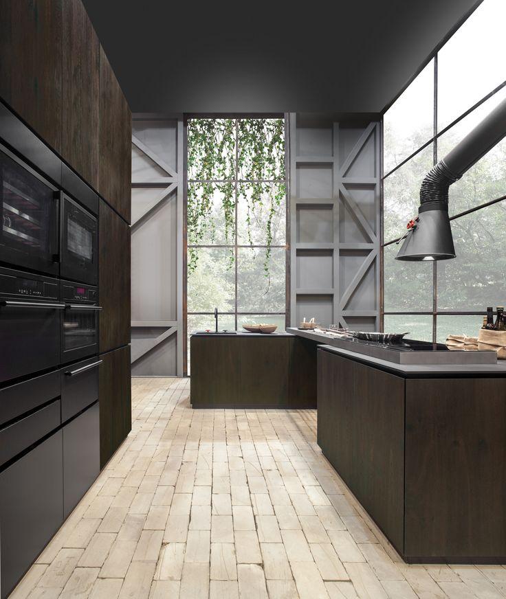 Perfect NATURAL SKIN Kitchen With Island By Minacciolo Design Silvio Stefani, R Great Pictures