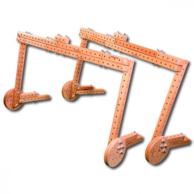 houten speelgoed voetbaldoelen