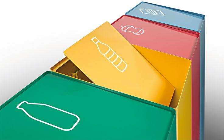 Berna Contenedores de reciclaje Made Design 2013 Stone Designs