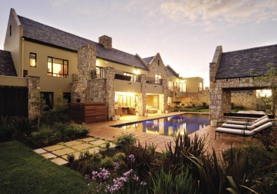Stunning South African home
