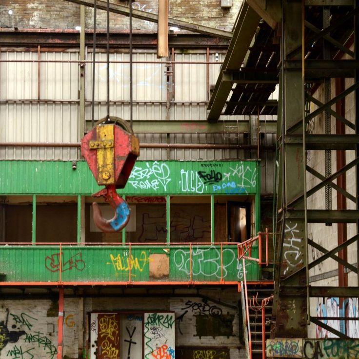 NDSM-Werft, Amsterdam