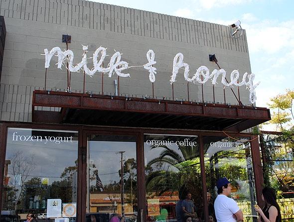 Milk + Honey - Costa Mesa @ The Camp