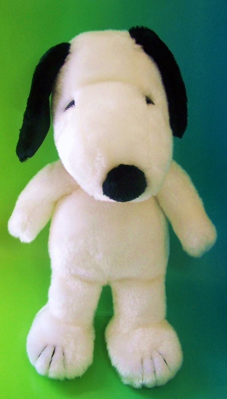 Snoopy Plush Stuffed Animal Peanuts Kohls Cares For Kids  $8.00