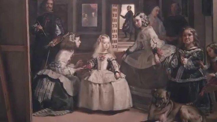 Video promocional del Museo del Prado