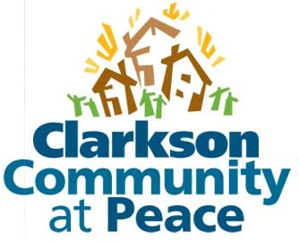 Clarkson community at Peace is a grassroots initiative.