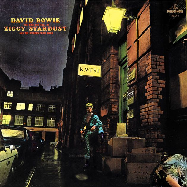 The Rise and Fall of Ziggy Stardust and the Spiders From Mars (2012 Remastered Version) by David Bowie on Apple Music
