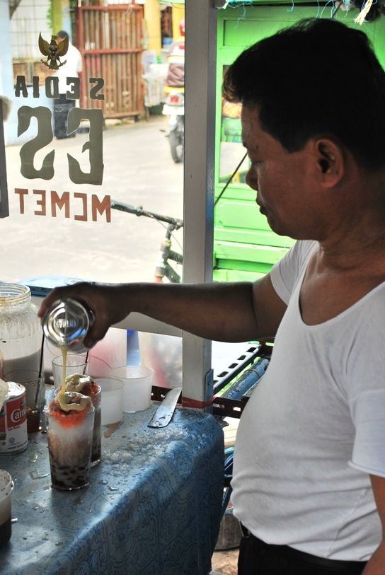 Kacang - Shaved Ice & Red Beans   The Travel Tart Blog