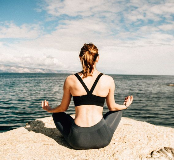 Tackle inflammation by calming your mind.