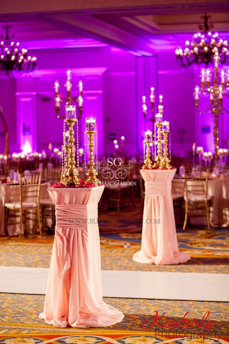 church wedding decorations candles%0A Haseena  u     Jainal Pakistani Wedding Waterside Marriott Tampa     Creative  Ideas   Pinterest   Pakistani  Weddings and Wedding