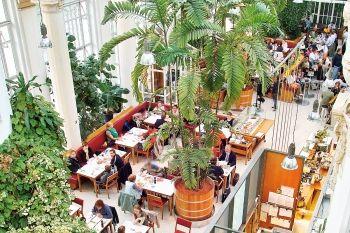 Frühstück in Wien palmenhaus    We love Wien!  http://www.ostheimer.at wow!