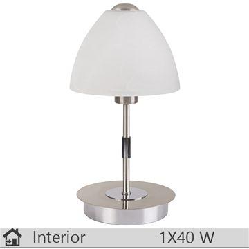 Veioza iluminat decorativ interior Rabalux, gama Nordic, model 2602