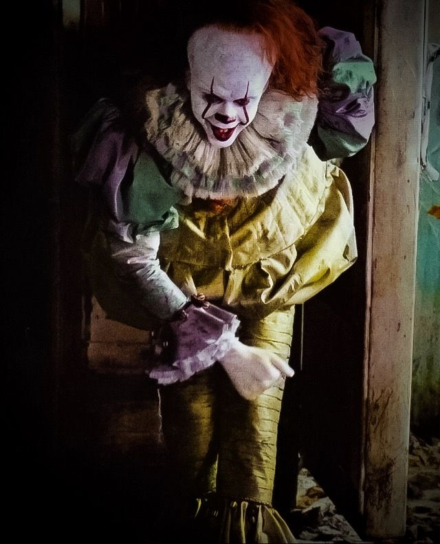 Pennywise Classic Colours 19 Stephen King Pennywise