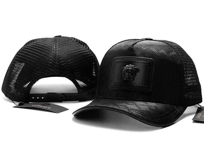 c2ed10beb40 http   www.myversacemall.com caps versace-mesh-cap-with-adjustable ...