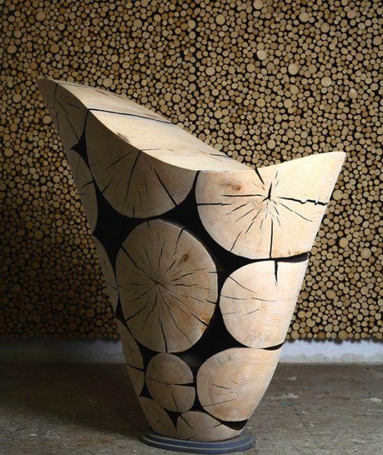 Les bois sculptés de Hyo Leet Jae - 5