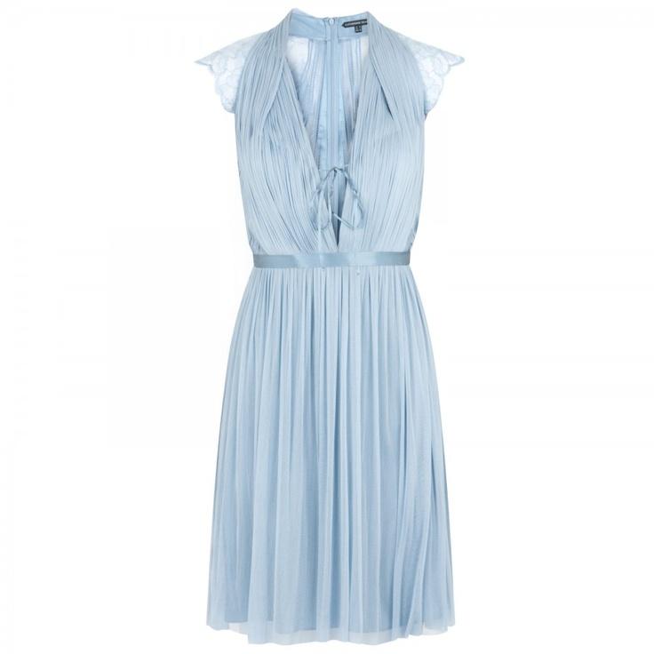 'laverne' silk dress catherine deane s/s2012 harvey nichols