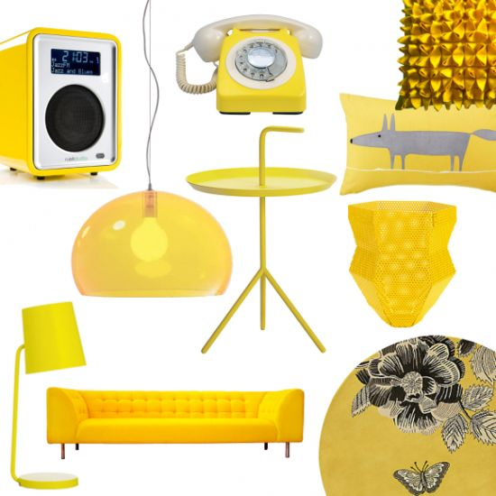 Say yes to yellow!