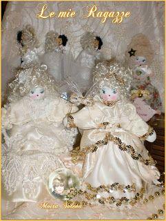 Beatrice, Giulia, Mollette decorate Anniversario di Matrimonio per decorazione Dolci, Fatina Buon Compleanno per decorazione Torta.