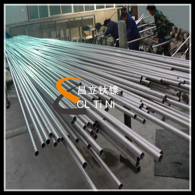 Titanium tube supplier Skype:coco521187 coco@bjchangli.com.cn