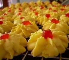 Resep Kue Semprit dan cara membuat | BacaResepDulu.com