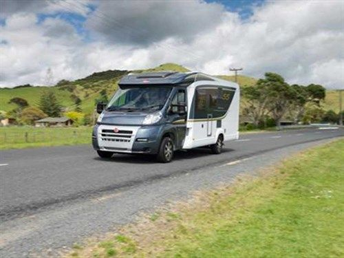 German motorhome manufacturer Bürstner celebrated its 55th anniversary recently with the release of some limited edition models, all sporting a host of free extras. Peta Stavelli took one of Burstner's birthday models – the Nexxo 55 T685 – for a Coromandel test drive and it came up trumps.