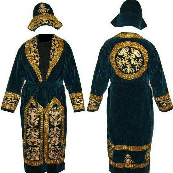 эту картинки казахского костюма неделю докупил