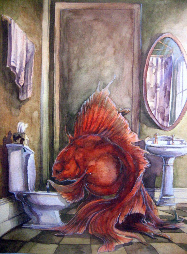 "AP Studio Art Concentration Example- Elizabeth Peterschmidt ""Animopocalypse"""