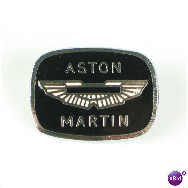 Old Shop Stuff | Old-badge-lapel-pin-enamel-Aston-Martin ...
