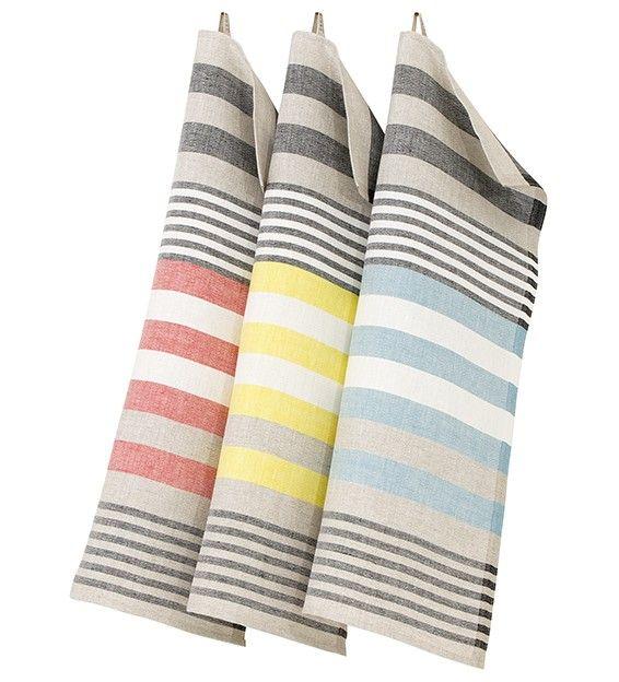 KAJO tea towels 100% linen - Lapuan Kankurit