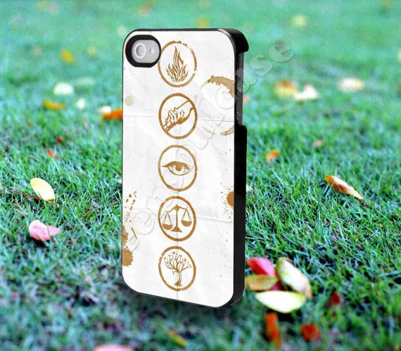 Divergent Symbols Iphone case!