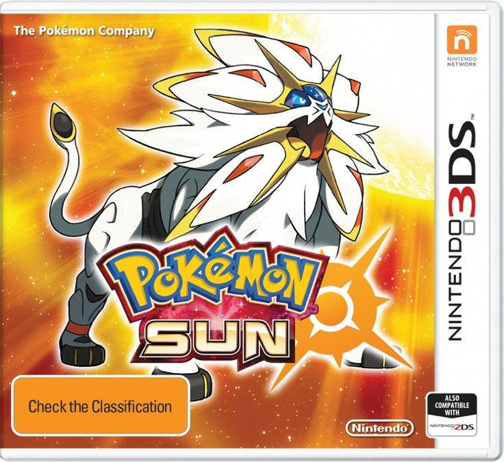 Just listed on our website: 3DS Pokemon Sun (... Check it out here! http://www.thegamescorner.com.au/products/3ds-pokemon-sun-release-date-18-11-2016?utm_campaign=social_autopilot&utm_source=pin&utm_medium=pin