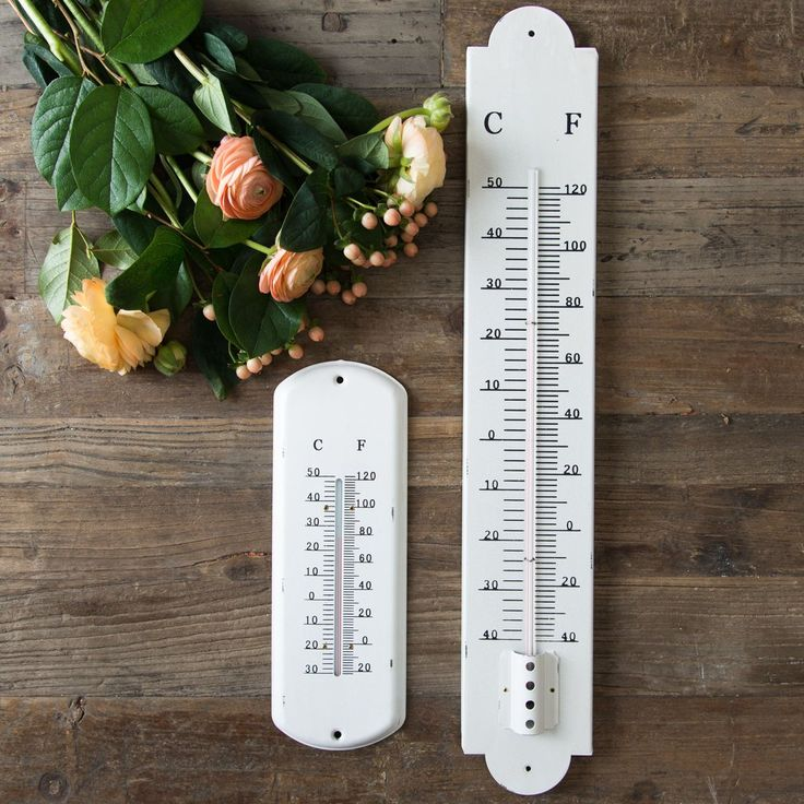 Vintage-inspired Thermometer - Magnolia Market | Chip & Joanna Gaines