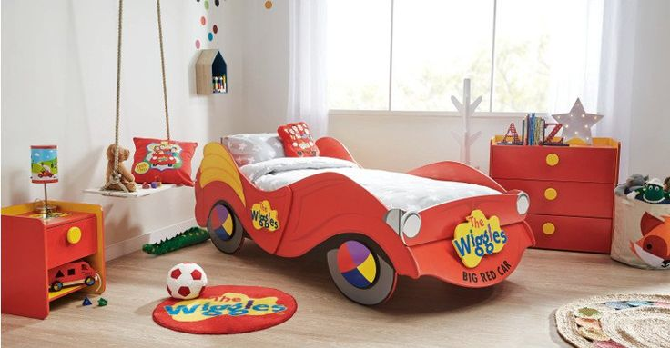 Congratulations to our Fantastic Furniture Wiggles Big Red Car competition…