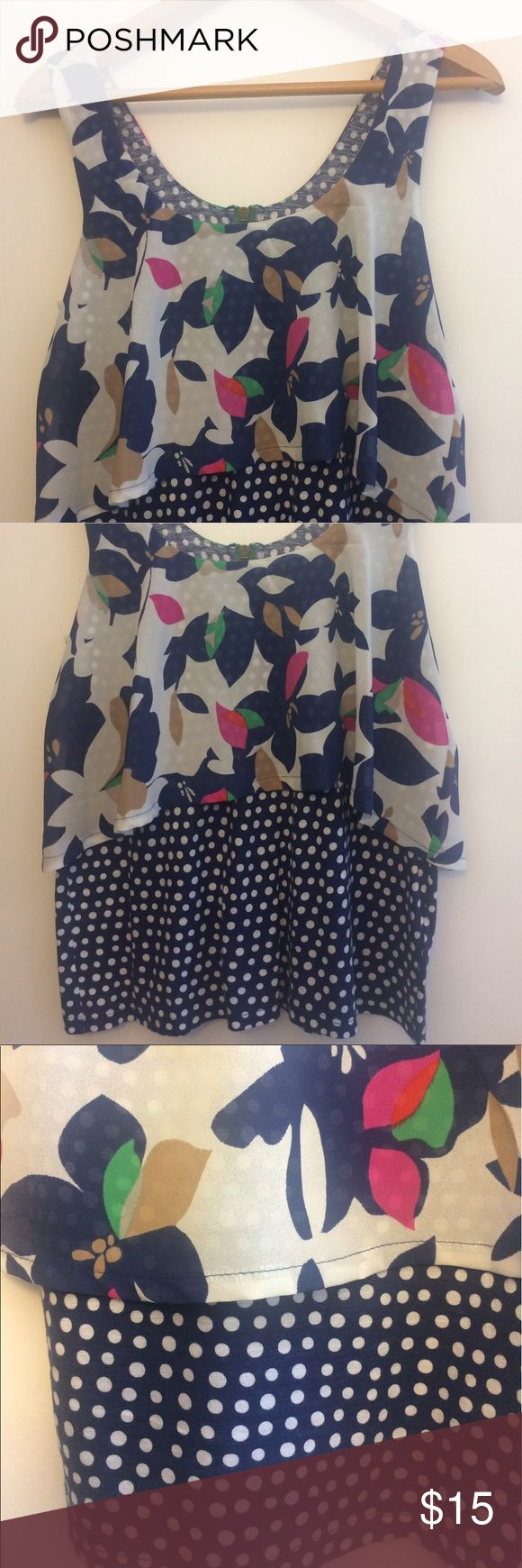 Anthropologie Meadow Rue top Like -new condition Anthropologie Tops Blouses