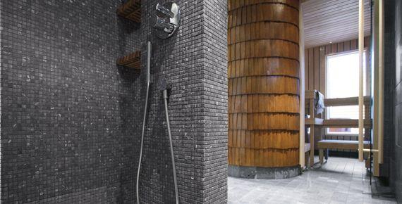 Man Cave Zen Dry Rub : Saunan suunnittelu tulikivi sauna and bathroom pinterest