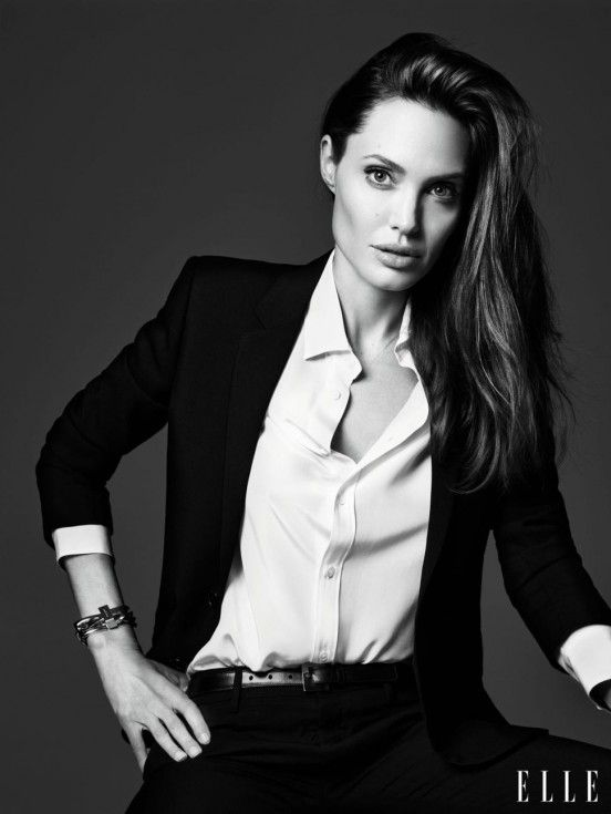 Diva of the Day: Angelina Jolie!