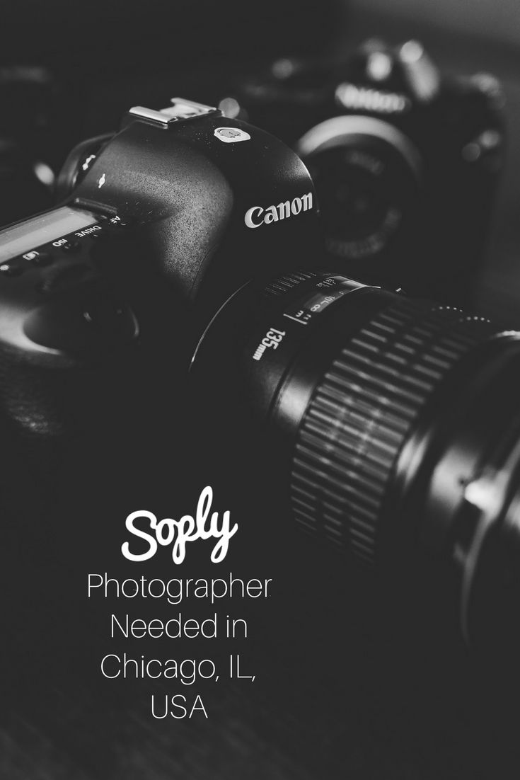 #Photographer needed for a #product shoot in #Chicago, #Illinois, USA. See the #photography job and apply through the pin!