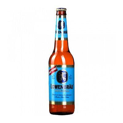 Lowenbrau светлое  Пиво бутылочное Обем: 0.5 л 110.00 руб.