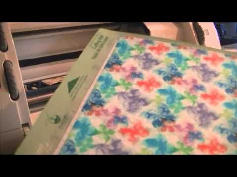Using your Cricut Cake Machine with Icing Sheets - YouTube …