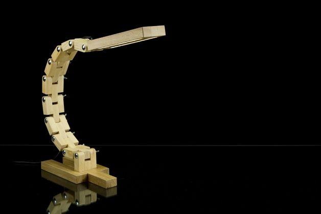 25 beste idee n over houten lamp op pinterest led lamp houten lampen en lamp ontwerp - Eettafel schans ...
