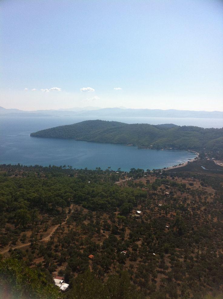 from Milas to Fethiye - Turkey