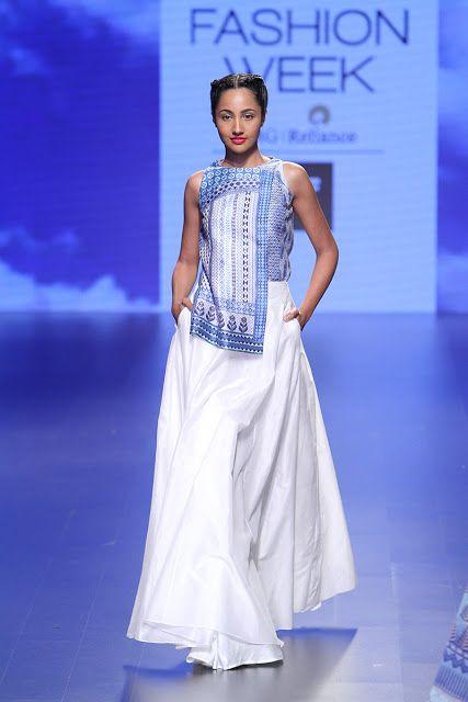 7 Anita Dongre love inspired lakme fashion 2016 summer resort collection (5)