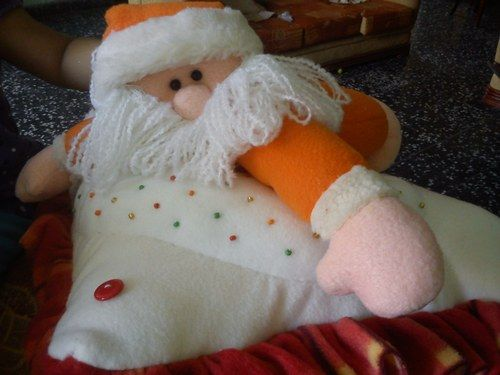 Muñecos navideños - Foto 57 : Álbum - enfemenino.