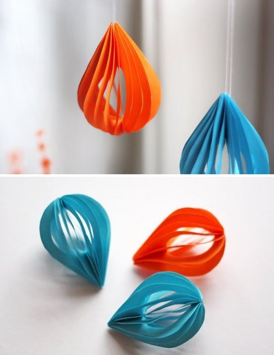 Paper bead: How to make a teardrop. Description from pinterest.com. I searched for this on bing.com/images