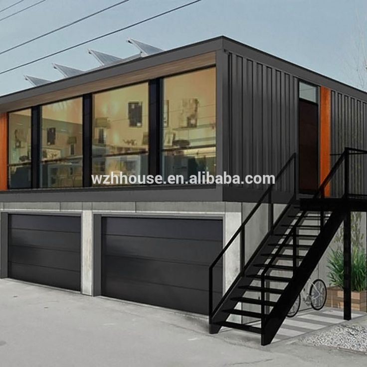 Prefab Shipping Container Home Builders WZH GROUP