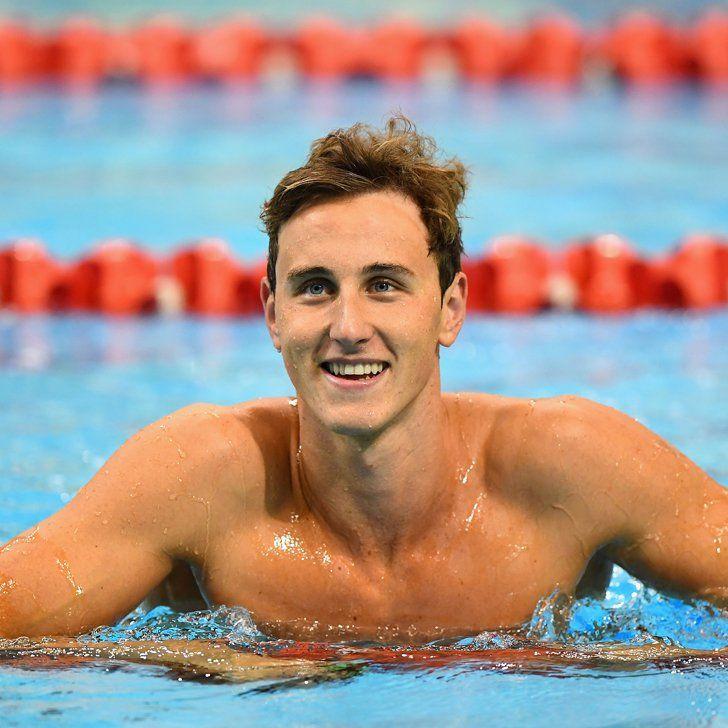 Cameron McEvoy, Australian Olympic Swimmer
