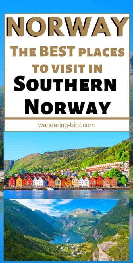 11 melhores lugares para ver no sul da Noruega   – Scandinavia Travel with Kids