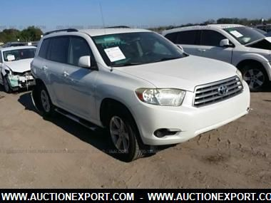 2008 TOYOTA HIGHLANDER  https://www.auctionexport.com/en/Inventory/Info/2008-toyota-highlander-wagon-4-door-107971876